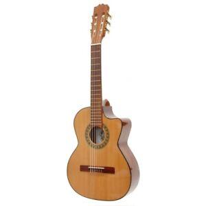 Paracho Elite GONZALES Classical Requinto Acoustic Guitar w/ Solid Cedar Top