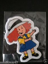 "SDCC Comic Con 2013 Maggie and the Ferocious Beats ""MAGGIE"" Sew On patch"