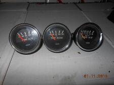 Fiat Abarth 1000 TCR strumentazione jaeger completa 12 volt