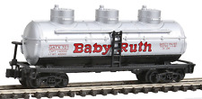 N GAUGE-MODEL POWER-83413-BABY RUTH CANDY COMPANY THREE DOME TANK CAR