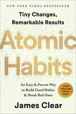 Atomic Habits:An Easy& Proven Way to Build Good Habits & Break Bad Ones by