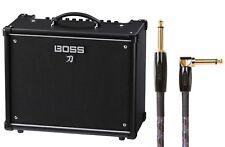 New Boss KTN-50 Katana 50W 1x12 Combo Amplifier!