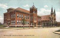 Savannah, GEORGIA - Benedictine College & Church - ARCHITECTURE