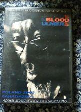 JAMES BLOOD ULMER / 2005 POLAND + 2004 CANADA / RARE LIVE IMPORT / 1DVD /