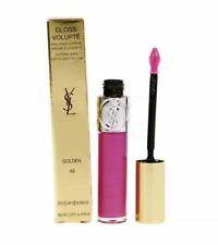 YSL Gloss Volupte Pink Lipgloss 49 Terriblement Fuchsia (Damaged Box)