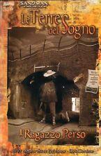 SANDMAN LE TERRE DEL SOGNO VOLUME 2: IL RAGAZZO PERSO EDIZIONE MAGIC PRESS