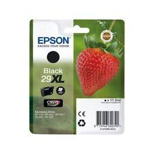 Cartucho tinta Epson T299140 XL negro