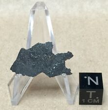 Niger Unclassified Impact Melt 2.04g Pt Slice Tchifaddine by Meteorite Men Steve