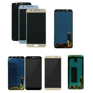 For Samsung Galaxy J6 J600 J7 J737 J737A J8 J810 2018 Touch Screen LCD Digitizer