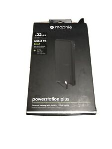 Mophie Powerstation Plus 6000 mAh External Battery Lightning Micro USB