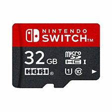 Micro SD card 32GB for Nintendo Switch Japan