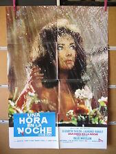 A1338       UNA HORA EN LA NOCHE ELIZABETH TAYLOR