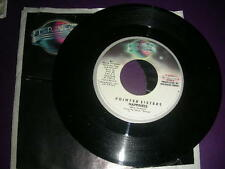 "PROMO Dance 45"" Pointer sisters ""Happiness (Hot Open Version)"" Planet 1978 NM"