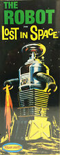 POLAR LIGHTS 1997 THE ROBOT FROM LOST IN SPACE MODEL KIT SEALED MINT