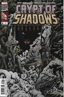 Crypt Of Shadows Comic 1 Cover A Kyle Hotz First Print 2019 Al Ewing Garry Brown