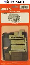 Wills SS30 Stone & Timber Barn (OO Scale)