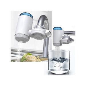 Wasserhahn Filter Wasserreiniger Leitungswasser Küche Filter Wasserhahnfilter