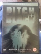 Pitch Black dvd Widescreen edition