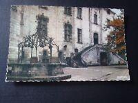 Cpsm Postal- Nantes Castillo De Duques De Bretaña La Patio El Pozos