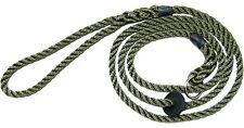 Bisley Deluxe Dog Slip Lead - Green