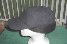 Carhartt Mens Workflex Ear Flap Cap Black M/L A199BLK PO164569