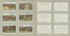 Liebig, Set 6 Cards, F1486, 1950, Cavalry of Early & Middle Ages, Horse, Camel