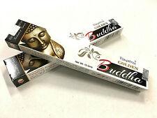 INCENSO BUDDHA GOLDEN NAG 2 confezioni da 15 grammi bastoncini incensi indiani