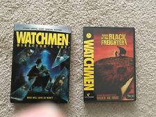 Watchmen (DVD, 2009, 2-Disc Set, Directors Cut); Tales of the Black Freighter