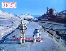 "10 French Star Wars Return Of The Jedi Le Retour Du Jedi 8x11"" Photos #M6705"
