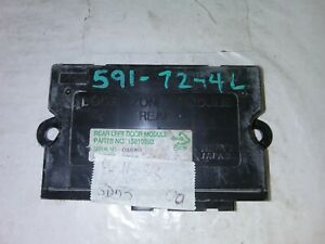 2006-2011 Cadillac STS multi-function module 15910993