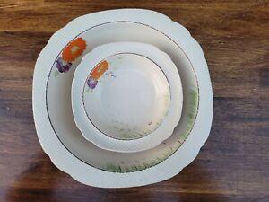 Vintage Hampton Ivory Swinnertons Serving Bowl Set ~ Set of 5 ~ Made in England