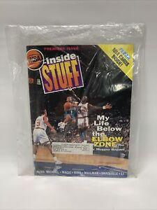 1992 NBA Inside Stuff Premier Issue Fleer Cards Michael Jordan SEALED ORIGINAL