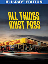 ALL THINGS MUST PASS: THE RISE AND FALL OF TOWER RECORDS - BLU RAY - Region Free