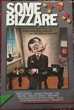 """80's """"Some Bizarre Records 80's Compilation Promotional Poster"""