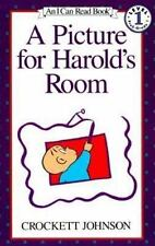 I Can Read Level 1: A Picture for Harold's Room by Crockett Johnson(Paperback)