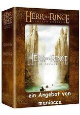 DER HERR DER RINGE 1-3 SPECIAL LIMITED EDITION BOX   EXTENDED TRILOGIE   6 DVDs
