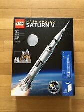 Lego Discovery Saturn V Moon Mission (7468)
