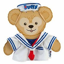 "Hong Kong Disneyland Hkdl Disney Duffy Sailor Outfit Costume for 17"" Plush"