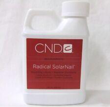 CND Radical SolarNail Sculpting Liquid 8 oz/ 236 ml