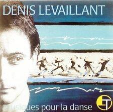 Musiques Pour La Danse [CD] Denis Levaillant (0967)