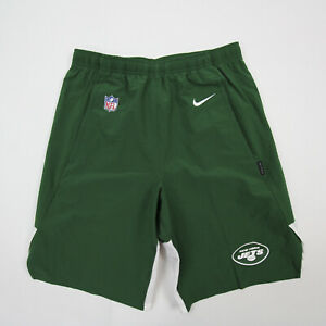 New York Jets Nike Dri-Fit Athletic Shorts Men's New without Tags