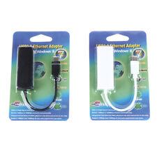 USB-Ethernet-Adapter 10 / 100Mbps-Netzwerkkarte Rj45 Typ C USB-InternetkabelP2a
