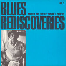 Various Artists - Blues Rediscoveries / Various [New CD]