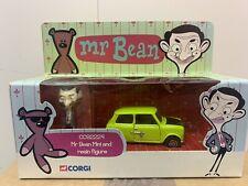 NEW CORGI Toys MR.BEAN Mini Car with Resin Figure 1:43 Model Car Set CC82224