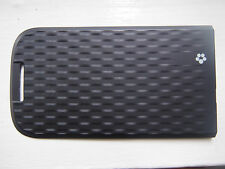 OEM Motorola Cliq MB200 Battery Cover Back Door Black Titanium mb 200