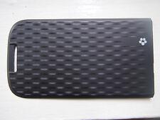 OEM Motorola Cliq MB200 Battery Cover Back Door Black Titanium mb 200