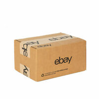 """Official eBay-Branded Boxes w/ Black Color Logo 8"""" x 6"""" x 4"""" New Edition"""