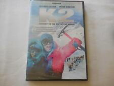 K2 Journery To The Top of The Mountain DVD NEW SEALED Region unlisted Free Ship