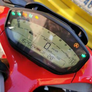 Ducati SuperSport S 937 939 950 SS Dash Instrument Panel Cluster 40611286D
