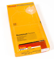 4x5 Kodak Pro 100 C-41 PRN 4329 Readyload Packet Sheet Film - 5 Packets